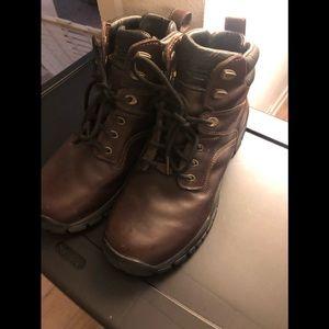 Men's Rockport Boots Size 10 1/2
